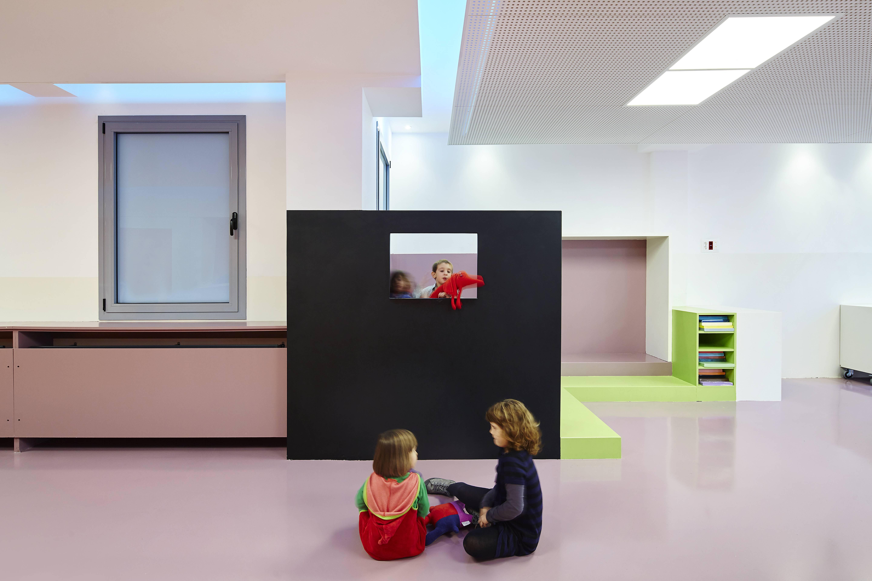 DC2. L'impacte del disseny d'una aula en l'aprenentatge